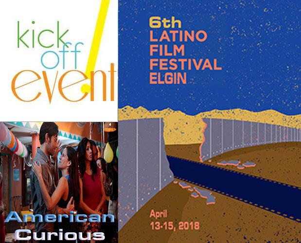 Latino Film Festival 2017 - Kick off - @ Elgin Community College (Spartan Auditorium)